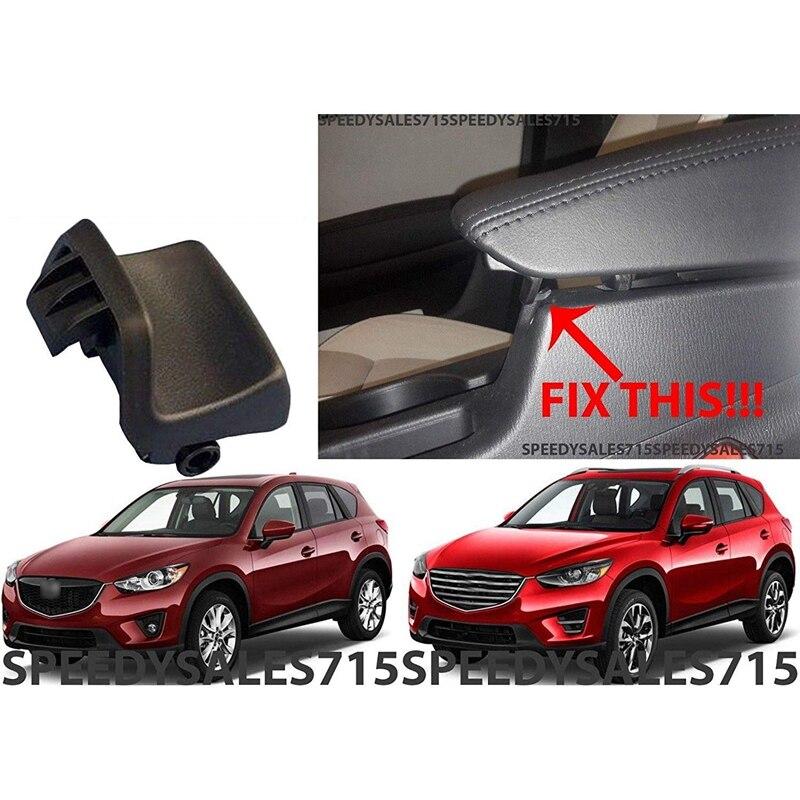 Center Console Latch Lock Fit for Mazda CX-5 CX5 2013-2016 KA0G-64-45YA-02