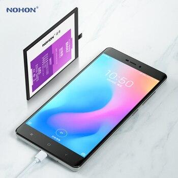 Nohon батарея для Xiaomi Mi Redmi  4