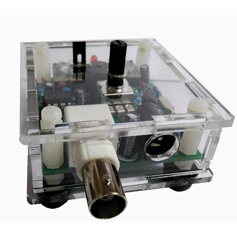 Transceptor AM05-S-Pixie CW QRP, Radio de onda corta, telémetro, 7.023Mhz, 40 metros + funda montada