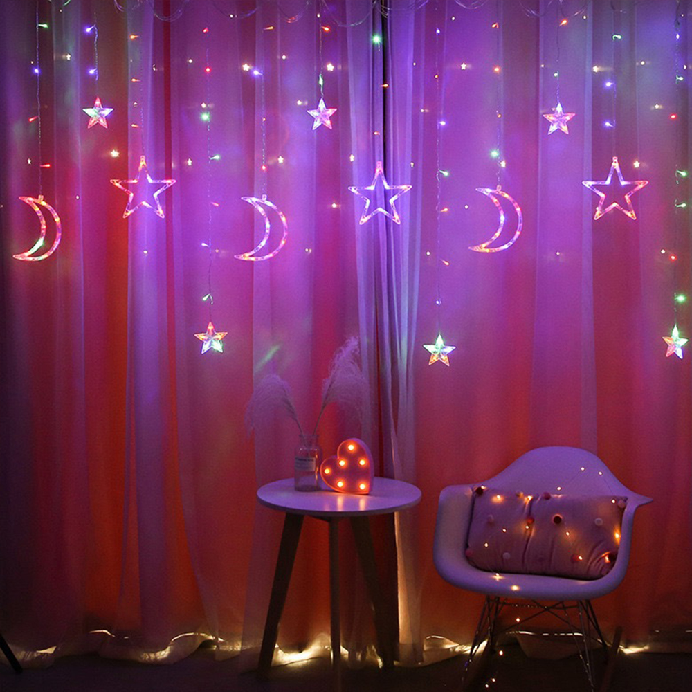 lowest price QYJSD 3M LED Garland Cotton Ball String Light Indoor Christmas New Year Holiday Wedding BabyBed Fairy Door Lights Decoration