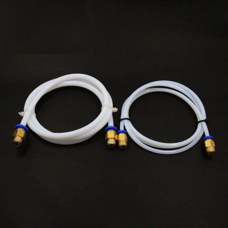 1M PTFE Tube Teflon PiPe Connectors as 3D Printers Parts For Filament Bowden Extruder 5