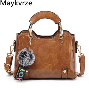 Fashion girls women bag leather shoulder bags Female handbags Messenger bags woman Crossbody bags