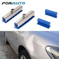 Forauto ferramenta de reparo do carro dent extrator kit de reparação de dente de carro conjunto de ferramentas de remoção de dent cuidados com o carro-estilo azul