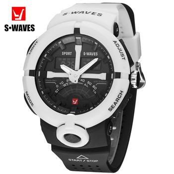 Mens Watches LED Date Analog Digital Watch Gifts For Men Quartz Military Fashion Sport Clock Relogio Masculino Top Luxury Brand weide mens sport watch military analog sport digital calendar date day quartz leather strap water resistant wristwatches clock