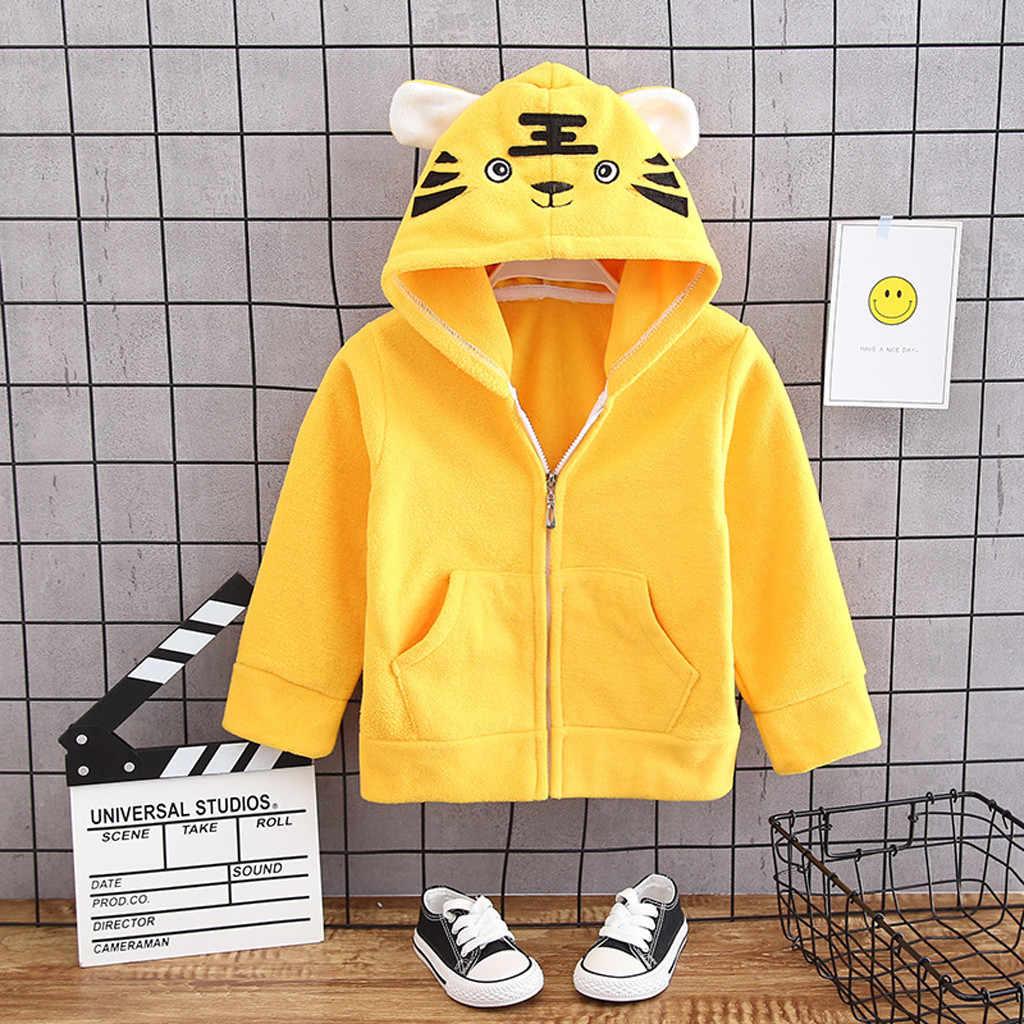 TELOTUNY/парка с капюшоном и объемным рисунком для мальчиков и девочек; пальто; куртка; детская верхняя одежда с капюшоном; повседневная одежда; ZA21