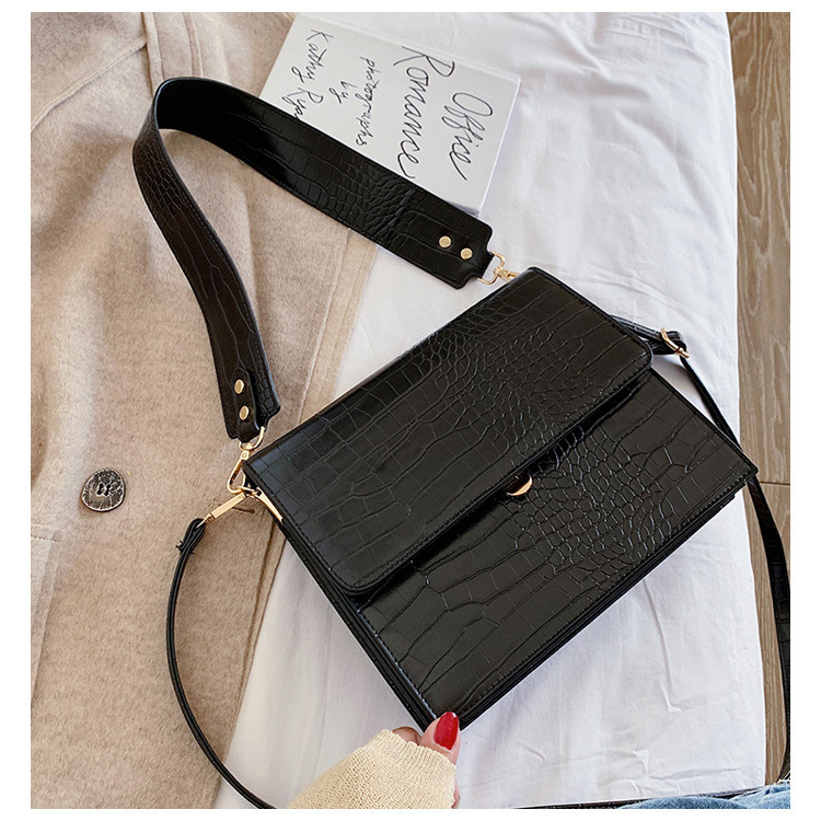 Hd5056bbd2de14241aa1e3245200bfdc8w - PU Leather Crossbody Bags For Women Shoulder Messenger