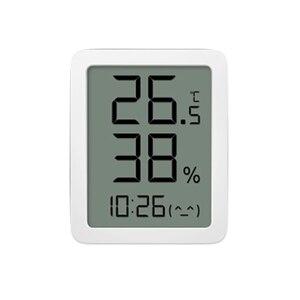 Image 5 - NEUE Xiaomi Mijia BT 4,0 Wireless Smart Elektrische Digitale uhr Indoor Hygrometer Thermometer E tinte Temperatur Mess Werkzeuge
