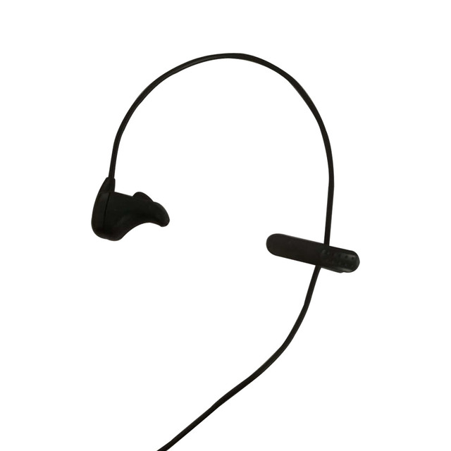 XQF oreille os vibrer bruit-réduction écouteur Compatible pour Motorola GP88 300 2000 CT150 talkie-walkie radio bidirectionnelle