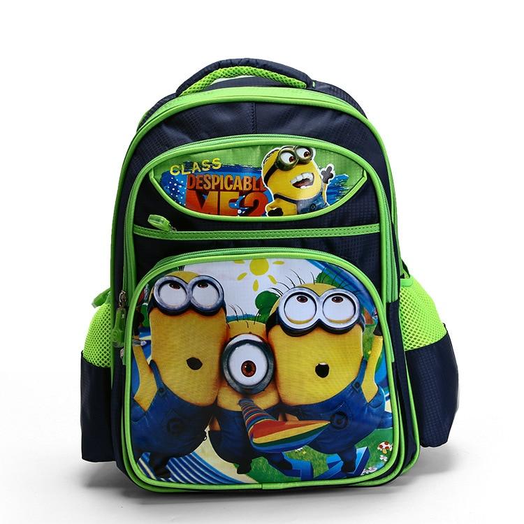(Out Of Stock Do Not Shoot) Children Cartoon Bag New Style Schoolbag For Elementary School Students Pre-Kindergarten School Bag
