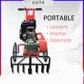 Механическая бетономешалка  Электрический домашний Миксер Для золы  бензиновый маленький миксер  миксер
