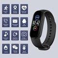 Smart Armband IP67 Wasserdichte Sport Smart Uhr Männer Frau Blutdruck Herz Rate Monitor Fitness Armband Für Android IOS