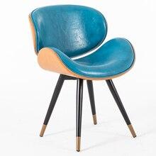 Обеденный стул скандинавский, стул для отдыха, современный минималистичный домашний кофейный стул для магазинов, красное Сетчатое кресло и...