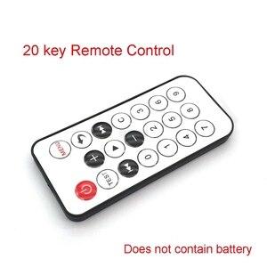 Image 2 - 20 מפתחות מיני קטן אינפרא אדום שלט רחוק