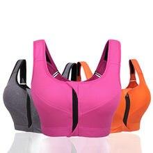 Soutien-gorge de sport extensible de niveau professionnel 4 résistant aux chocs gilet de sous-vêtements à séchage rapide pour femmes