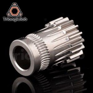 Image 4 - Комплект приводной передачи с двойным приводом, комплект экструдера, клонированный Btech upgrade для экструдера для Prusa i3 3d передаточный механизм принтера Mini Bowden extruder