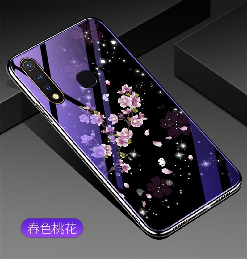 苹果x紫光玻璃壳_16