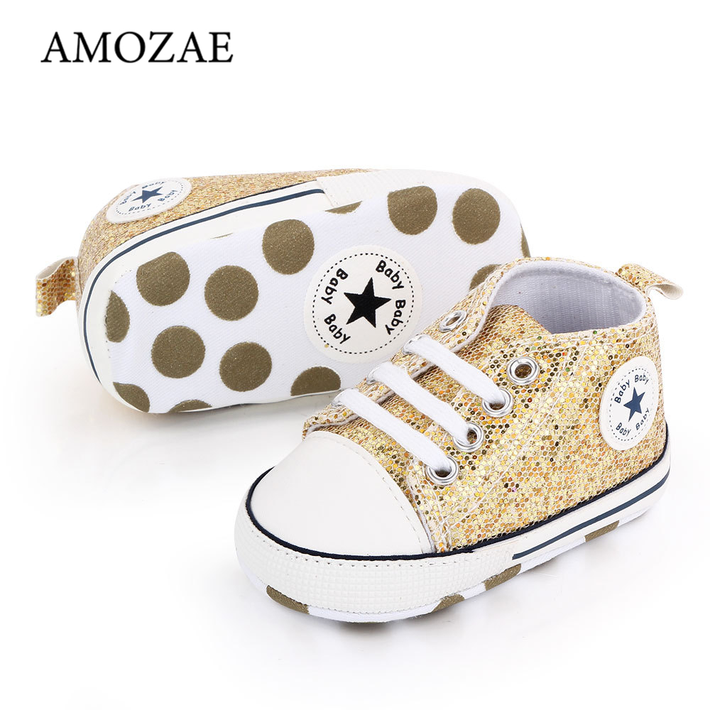 2020 New Arrival Baby Boys Girls Shoes Canvas Print First Walker Infant Toddler Anti-Slip Prewalker Indoor Shoe For Dropshipping 2