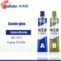 Kafuter A + B Impermeabile di Resistenza Ad Alta Temperatura Super-Colla di Ferro Metallico di Alluminio Acciaio inox Perdite di Collegare Riempire Fori