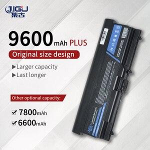 Image 1 - JIGU 9 hücreleri Laptop batarya için Lenovo ThinkPad L421 L510 L512 L520 SL410 SL510 T410 T410i T420 T510 T510i T520 t520i W510 W520