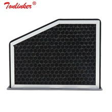 Cabine Filter Voor Volkswagen Kever/Caddy/Cc/Eos/Golf 5/Golf 6/Tiguan/2004 2015 Hepa Filter Rooster PM2.5 Filter Auto Accessoires