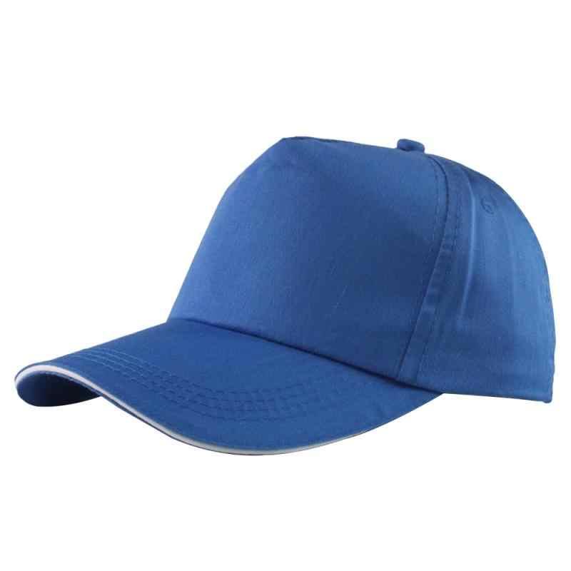 เบสบอลหมวกผู้หญิงผู้ชายหมวกโค้ง Sun Visor Light BOARD หมวกเบสบอลสีทึบหมวกหมวกกลางแจ้งหมวก Sun หมวกปรับหมวกกีฬา