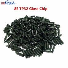 HKCYSEA 10/50/100pcs/lot Auto Transponder Glass Chip 8E TP32 For Honda Audi ID8E Car Key Blank Chips