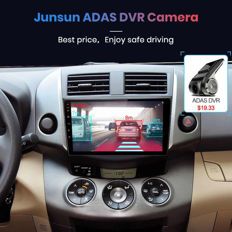 Junsun V1 2G + 32G DSP Toyota RAV4 Android 9 Rav 4 2007-2011 auto Radio Multimedia Video Player navegación GPS RDS 2 din dvd