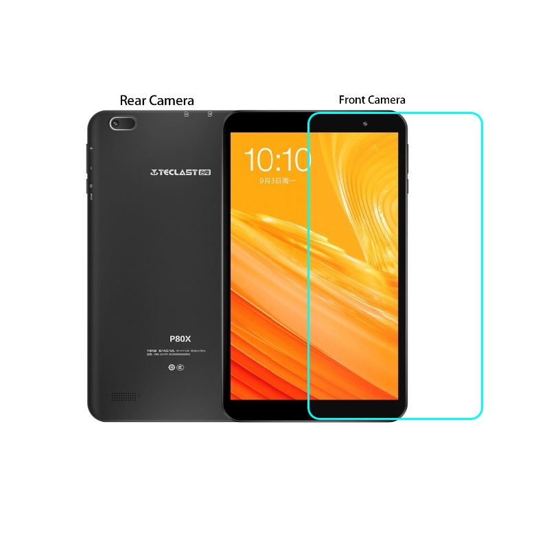 9H Hardness Tempered Glass For Teclast P80x 8inch Tablet Screen Protector Protective Flim