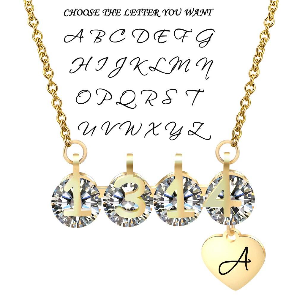 1314 gold letter
