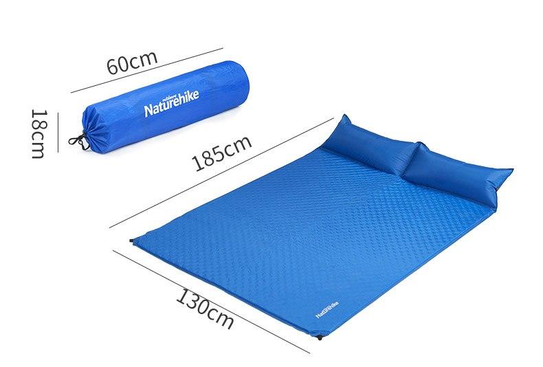 Ar Livre Tapete Barraca de Acampamento Cama de Ar Almofada de Dormir