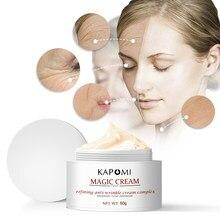 Creme mágico ácido hialurônico da cara do enrugamento com pro-retinol seis creme antienrugamento do peptide para o levantamento dos cuidados com a pele da cara do olho