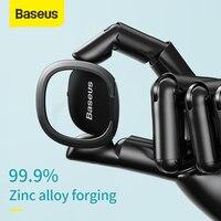 Soporte de anillo de dedo Baseus 360 grados de rotación soporte de teléfono soporte de anillo portátil para iPhone 11 Pro SE Samsung S20 Tablet