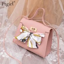 European Casual flap bag Messenger Bag Women Handbag Ptgirl