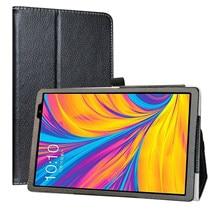 Funda para tableta TECLAST P10HD, soporte plegable de 10,1 pulgadas, cubierta de cuero PU con cierre magnético