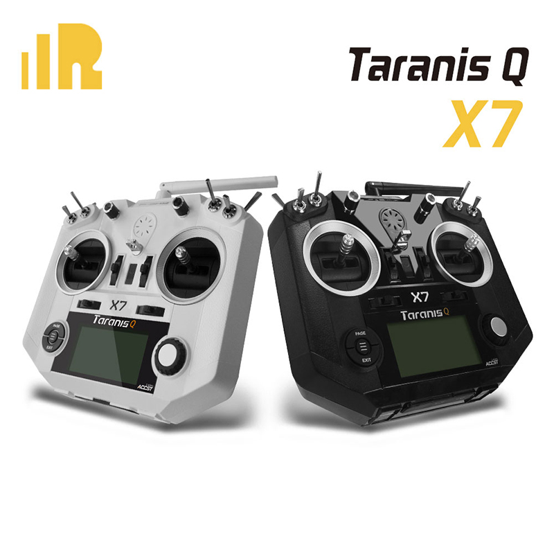 original FrSky ACCST Taranis Q X7 QX7 2.4GHz 16CH Transmitter For RC Multicopter FRSKY X7 image