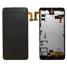 マイクロソフトノキア Lumia 550 液晶ディスプレイとタッチスクリーンデジタイザ国会フレームで送料無料