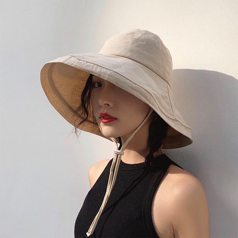 Hat Female Summer Fisherman Hat Japanese Visor Visor Visor Visor Visor Visor Visor Visor