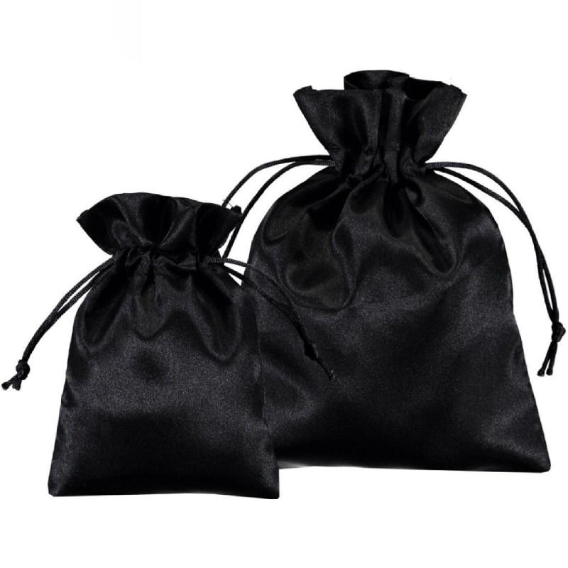 30pcs 5.2x7.2\u201d Premium Organza Mesh Bag Satin drawstring Blue and Pink for Jewelery,Candy Gift bag