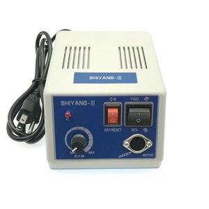 Image 3 - ทันตกรรมไฟฟ้า Micro มอเตอร์ขัด SHIYANG N3 + E Type WJ 90 110V
