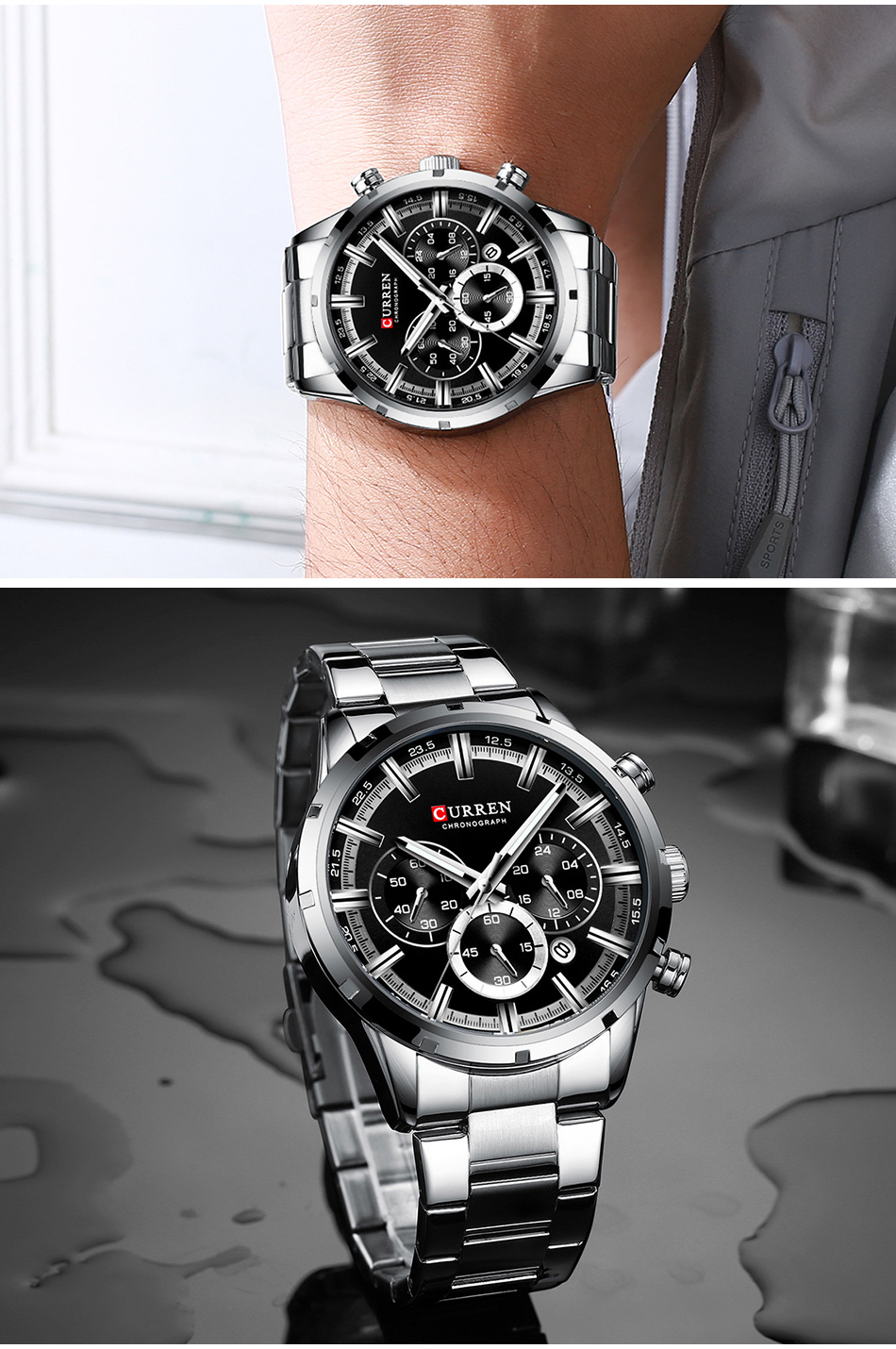 Hd50e4e362cde49fbb7da90328a6069d8D CURREN Men Watch Top Brand Luxury Sports Quartz Mens Watches Full Steel Waterproof Chronograph Wristwatch Men Relogio Masculino