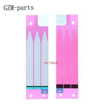 Pegamento adhesivo de batería gzm-parts 5 unids/lote para iPhone 7 7 Plus 6S Plus 6 6p 5S 5G 5C cinta adhesiva para iPhone X 8G 8P