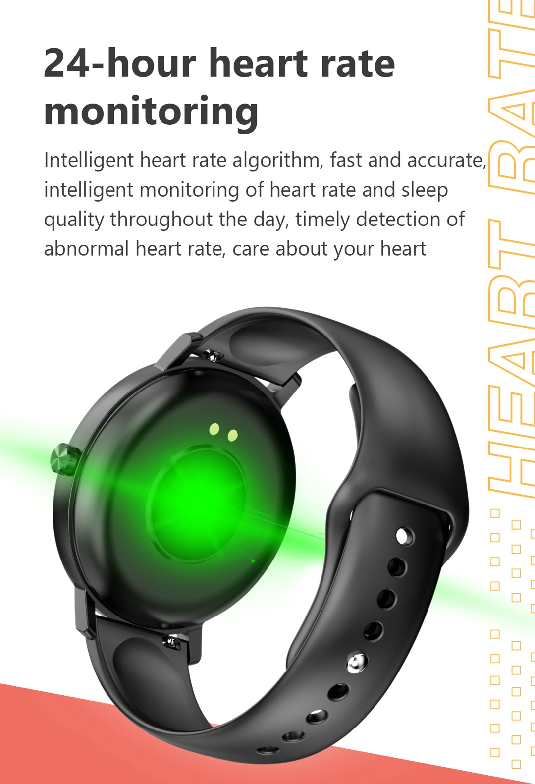 LEMFO Smartwatch 2020 Heart Rate Blood Pressure Monitoring Twelve Watch Face Twelve Fitness Bracelet R18 for Men Android IOS