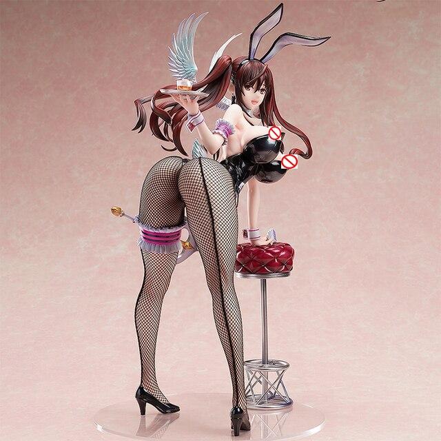 Séries magiques fille, reliure NATIVE RAITA, ERIKA KURAMOTO BUNNY Ver. Figurine en PVC, personnage de dessin animé pour fille SEXY, modèles de jouets