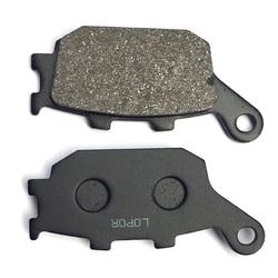 Motorcycle Rear Brake Pads For Honda CB400 VRX400 CB500 CBF500 CB600 CBF600 700 Integra NC700 XL700 CB750 CBR900 CB900 CB1000