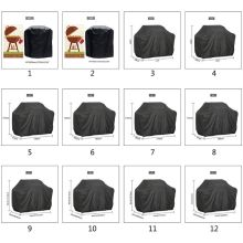 Bbq-Cover Weber Rain-Protective Round Heavy-Duty Waterproof Outdoor Dust 210D 190T
