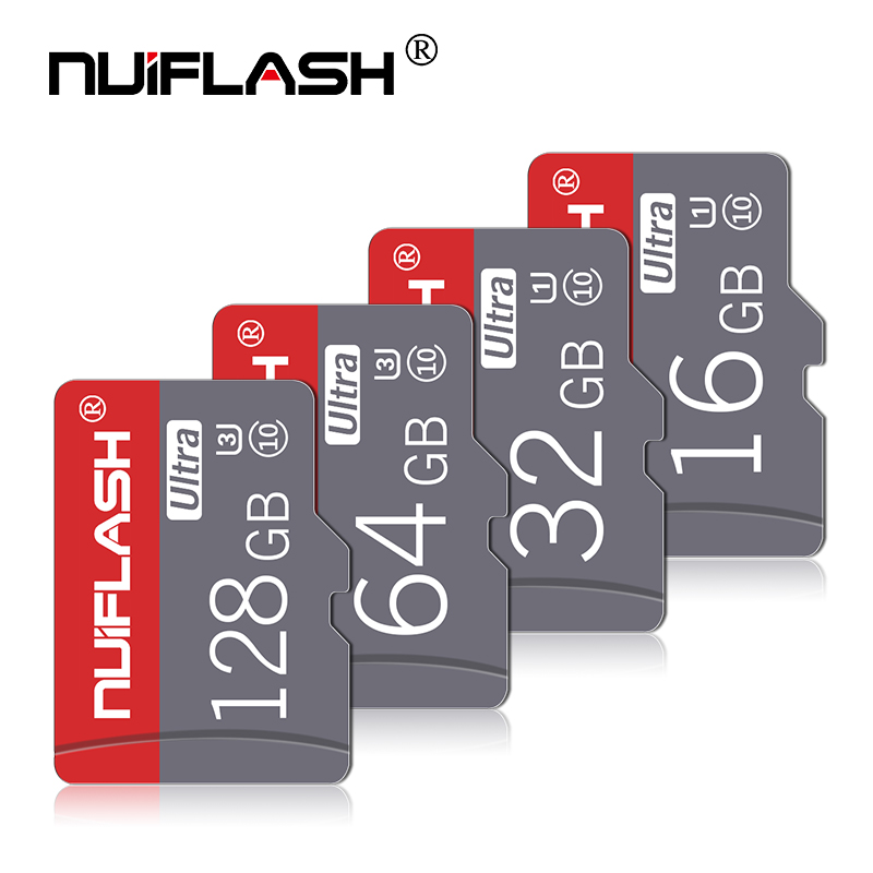 Micro-Sd-Card Usb-Flash Class-10 32GB 16GB 4GB 64GB Tarjeta 128GB 128-Gb title=