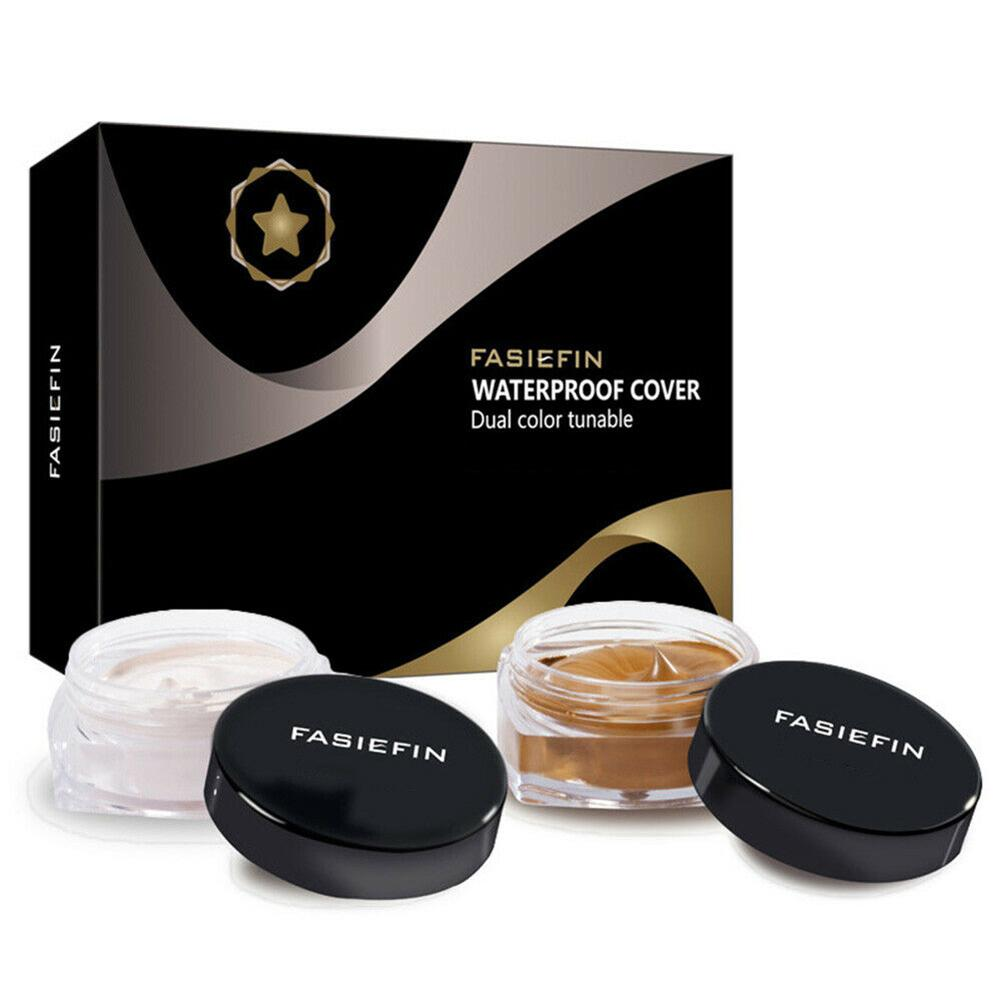 Full Skin Concealer Foundation Cream Hidden Spot Blemish Birthmark Scar Tattoo Concealers Makeup Concealer Cosmetic Beauty