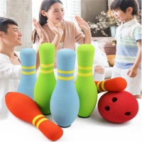 Children Bowling bottle Bowling ball Bowling set Christmas gift