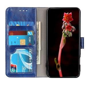 Image 3 - Retro odwróć SKÓRZANY PORTFEL na etui na karty etui do Samsung Galaxy Note 10 Plus S10 S9 Plus A10 A10S A10E A20 a20E A30 A50 A70
