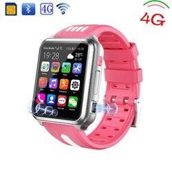 Gps Детские умные часы 4G поддержка sim-карты телефон Цифровые Часы камера студенческие Детские часы Детские SOS Мальчик наручные часы подарок д...